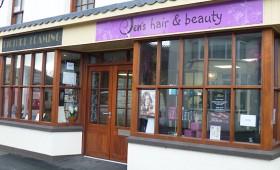 Kilkhampton shop fronts